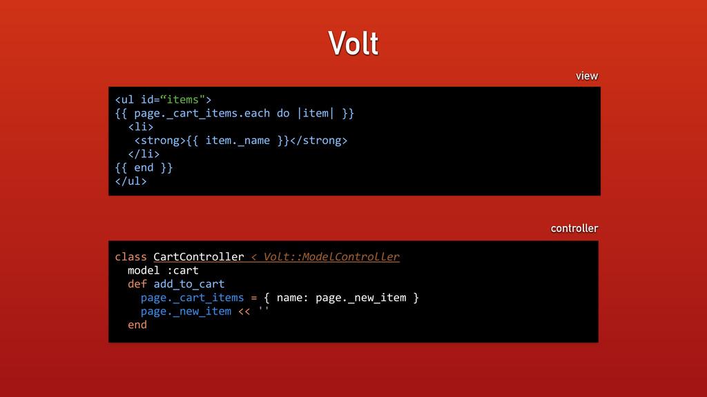 """Volt <ul id=""""items"""">  {{ page._cart_it..."""