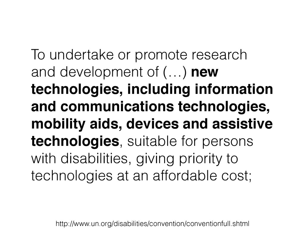 To undertake or promote research and developmen...