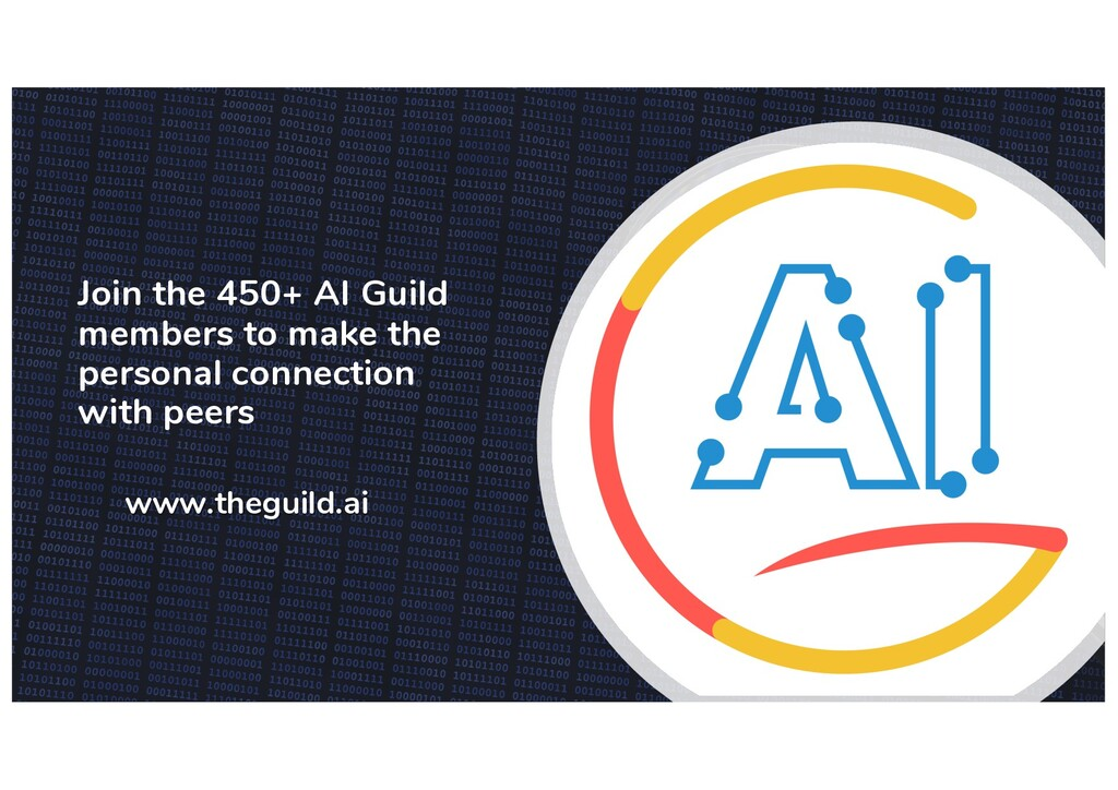 Join the 450+ AI Guild members to make the pers...