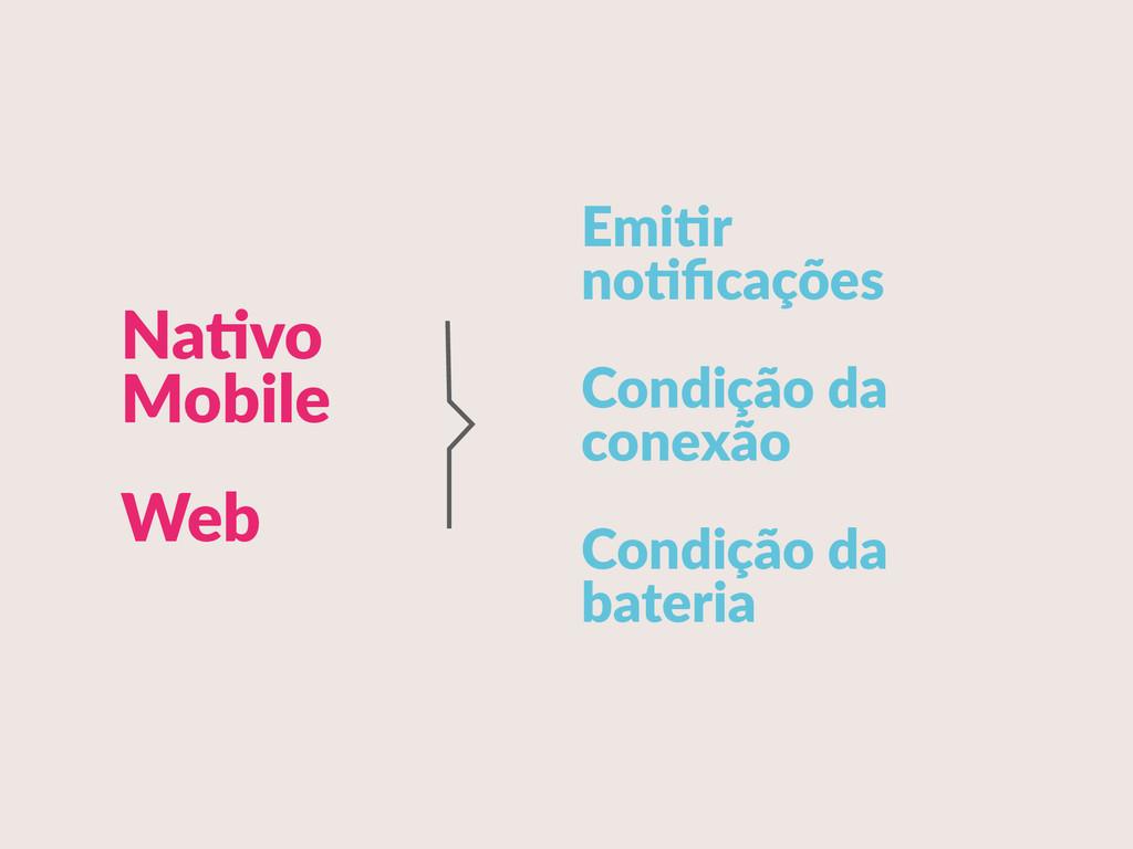 EmiCr  noCficações  Condição da  conexão ...