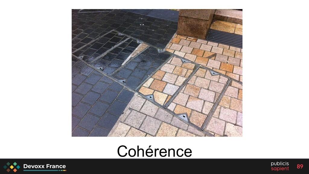 89 Cohérence