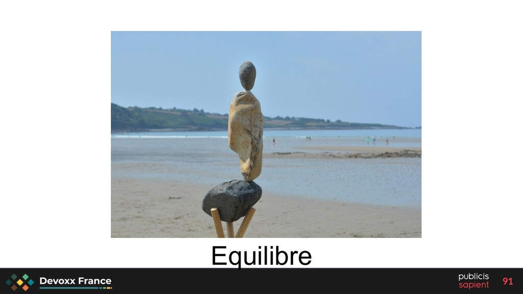 91 Equilibre