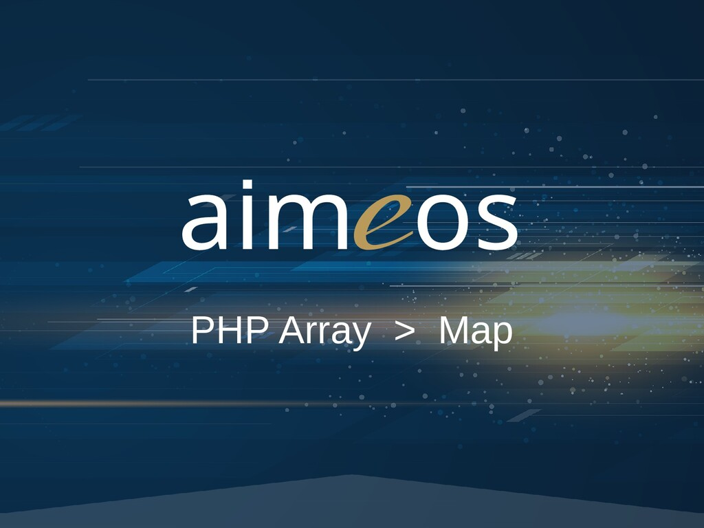 PHP Array > Map