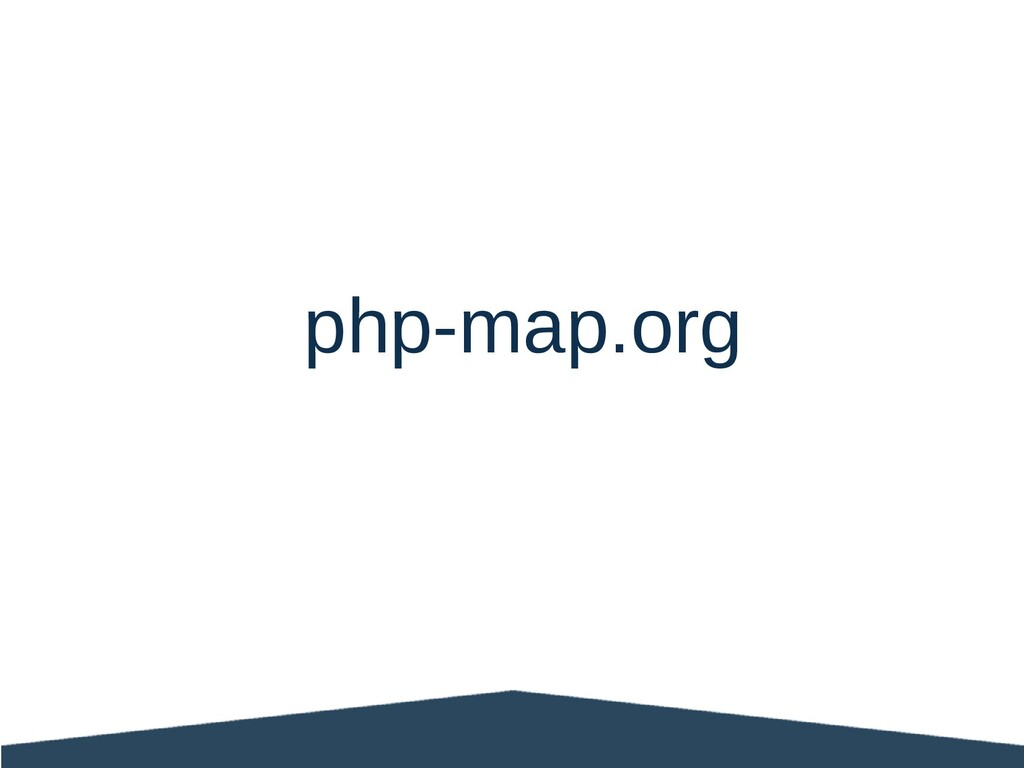 php-map.org