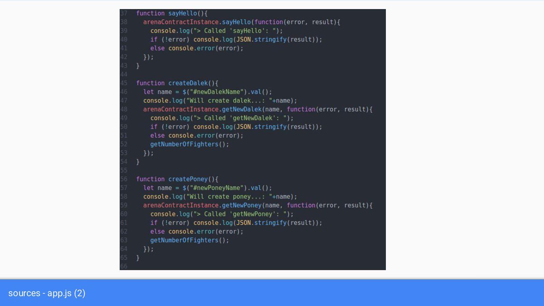 sources - app.js (2)