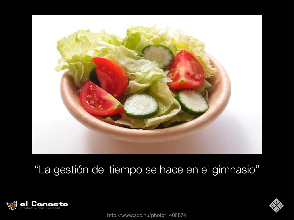 """http://www.sxc.hu/photo/1406874 """"La gestión del..."""