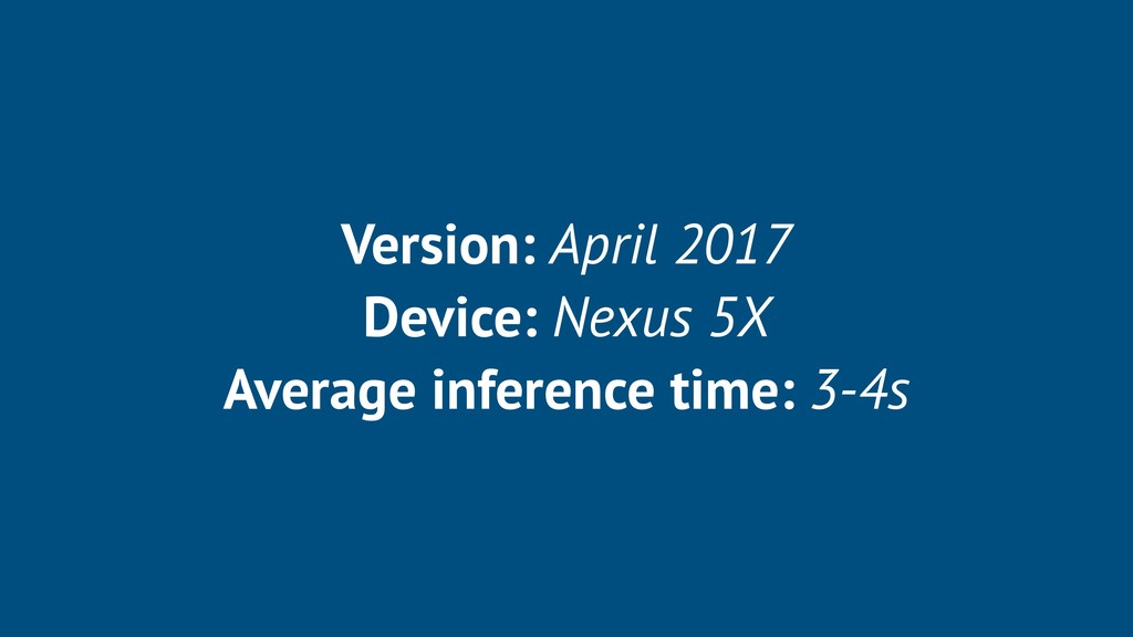 Version: April 2017 Device: Nexus 5X Average in...