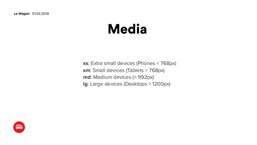 Media Le Wagon 07.02.2019