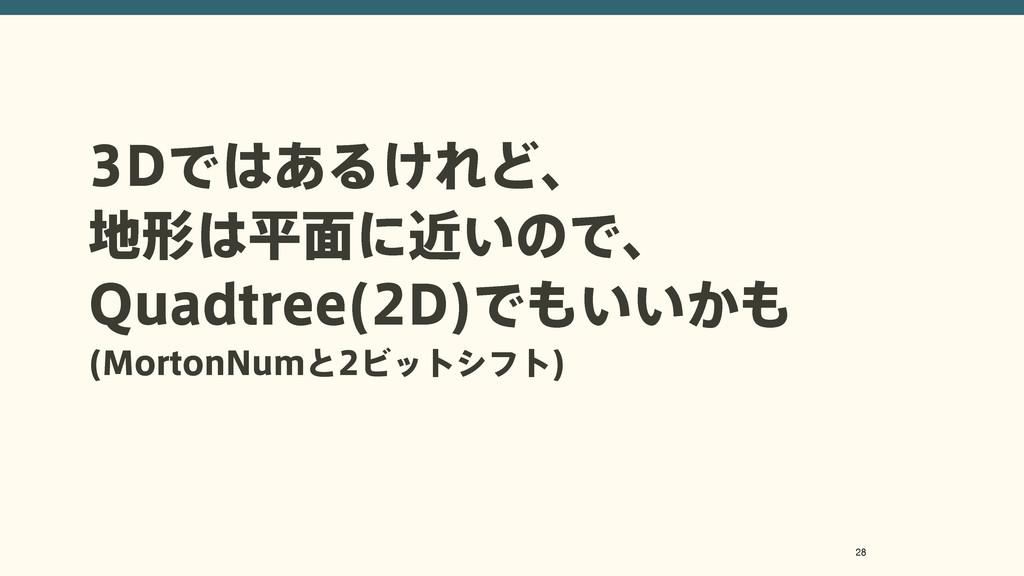 %Ͱ͋Δ͚ΕͲɺ ܗฏ໘ʹ͍ۙͷͰɺ 2VBEUSFF % Ͱ͍͍͔ .P...