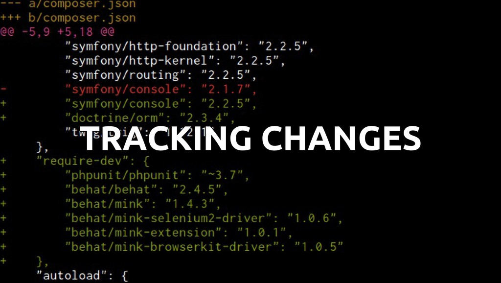 TRACKING CHANGES TRACKING CHANGES TRACKING CHAN...