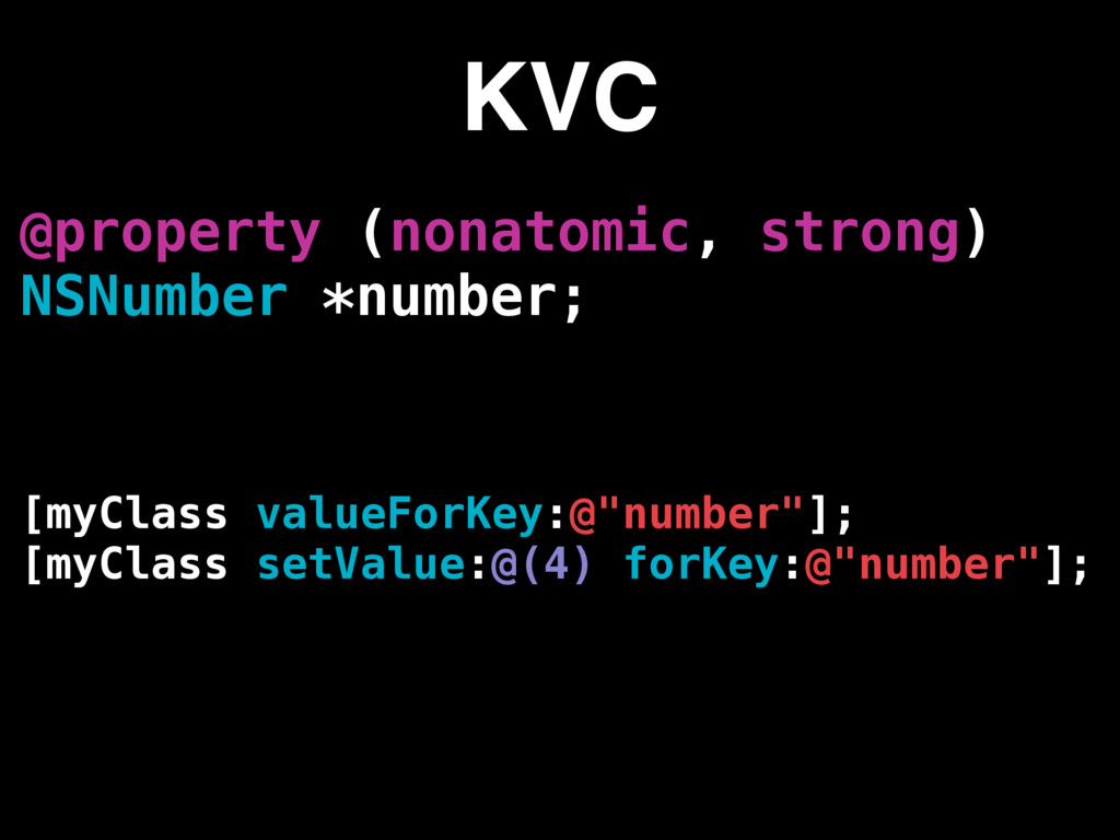 @property (nonatomic, strong) NSNumber *number;...
