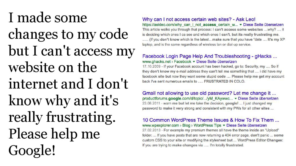 I made some changes to my code but I can't acce...