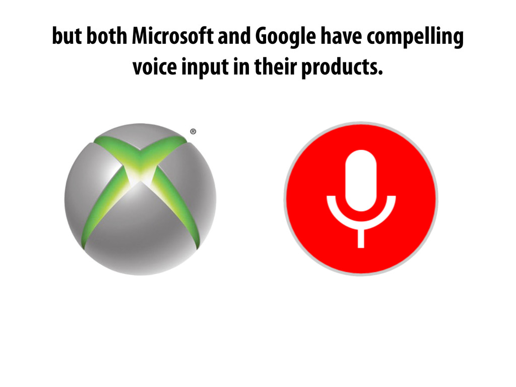 but both Microsoft and Google have compelling v...