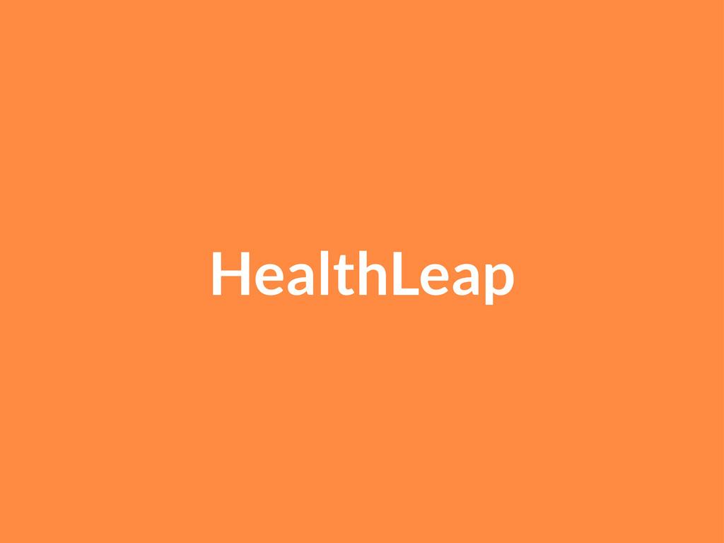 HealthLeap