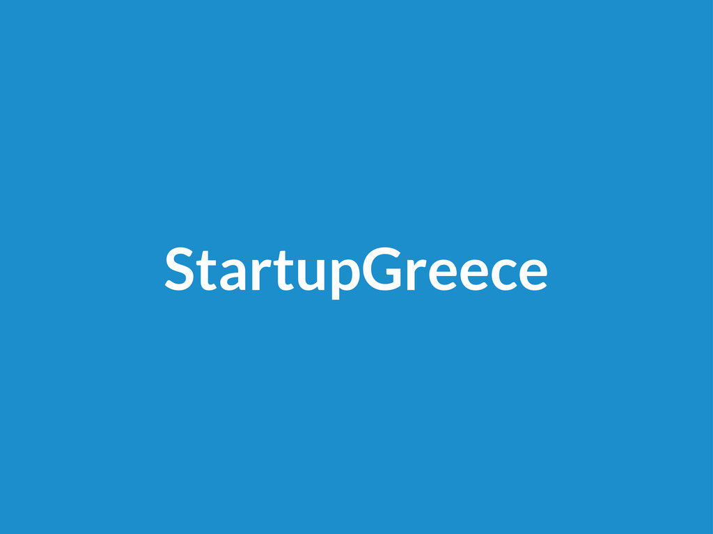 StartupGreece