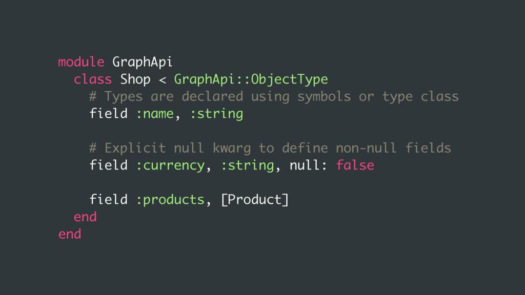 module GraphApi class Shop < GraphApi::ObjectTy...