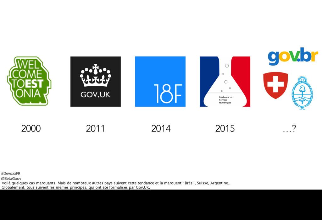 #DevoxxFR @BetaGouv 2015 2014 2011 2000 …? Voil...