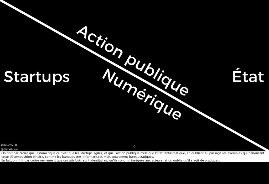 #DevoxxFR @BetaGouv 6 Num érique Collaboration ...