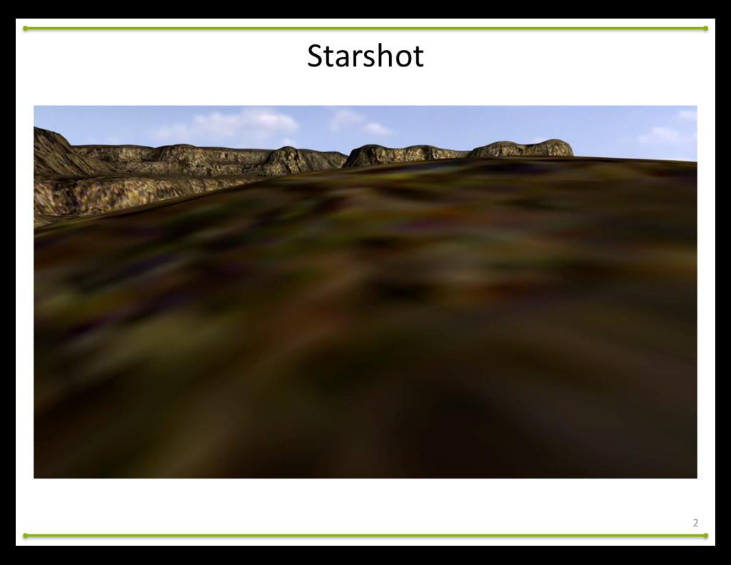 2 Starshot