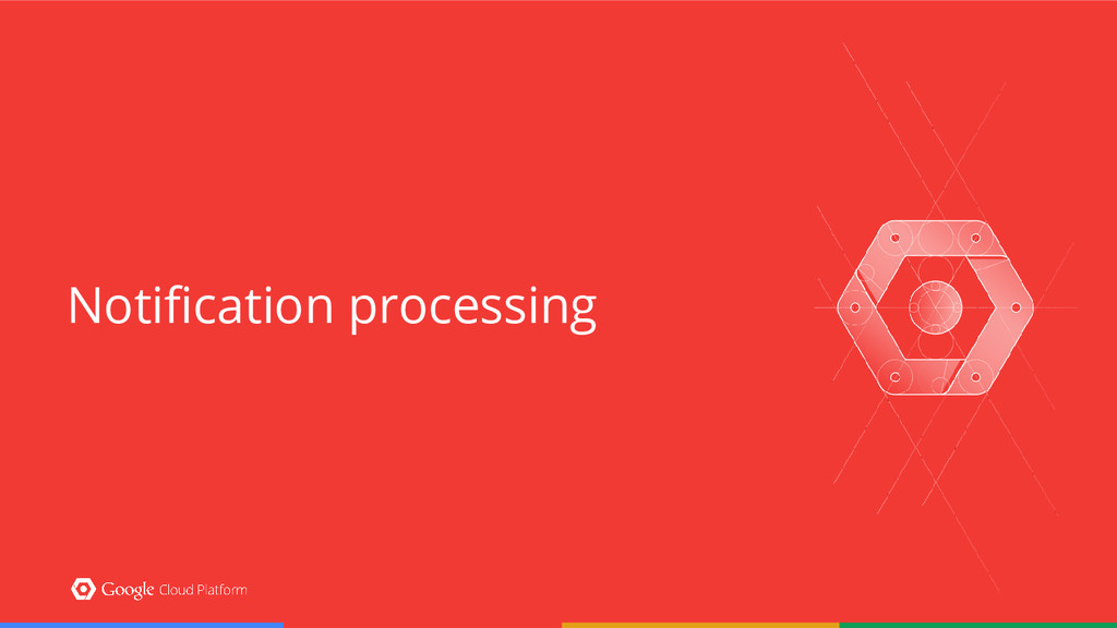 Notification processing