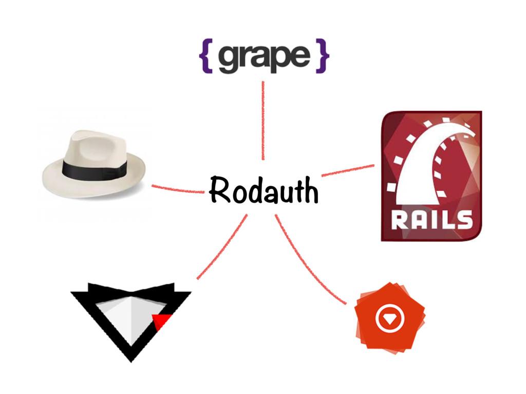 Rodauth