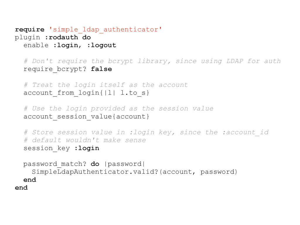require 'simple_ldap_authenticator' plugin :rod...