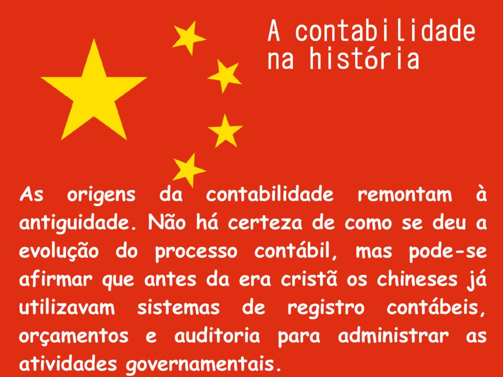 EEEFM João Úrsulo A contabilidade na história A...