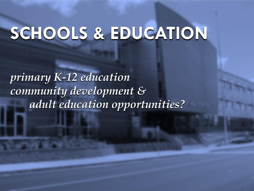 mapc.ma/winthrop2030 1 SCHOOLS & EDUCATION prim...