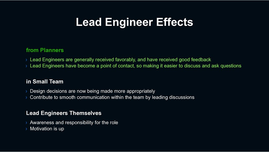 Lead Engineer Effects › Design decisions are no...