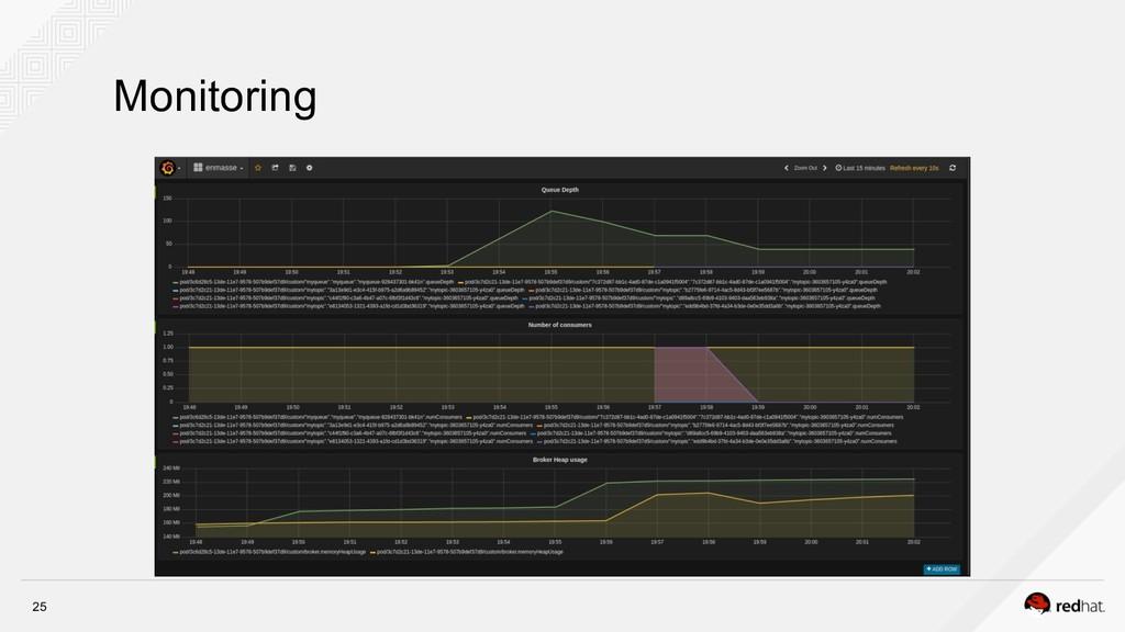 25 Monitoring