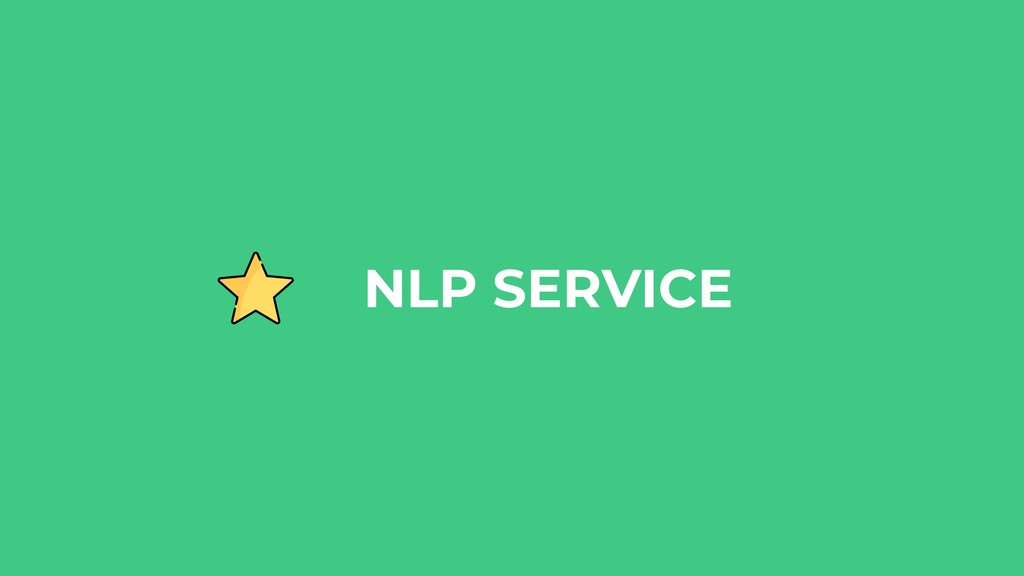 NLP SERVICE