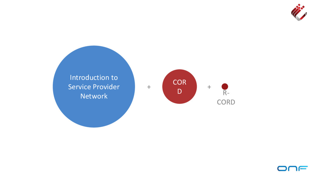 Introduction to Service Provider Network COR D ...