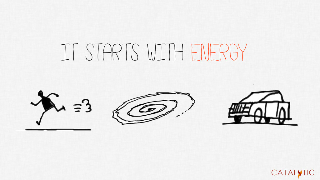 It STARTS with ENERGY