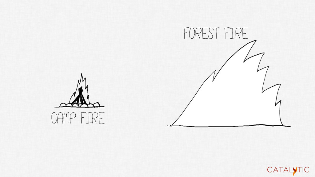 Camp fire FOREST fire
