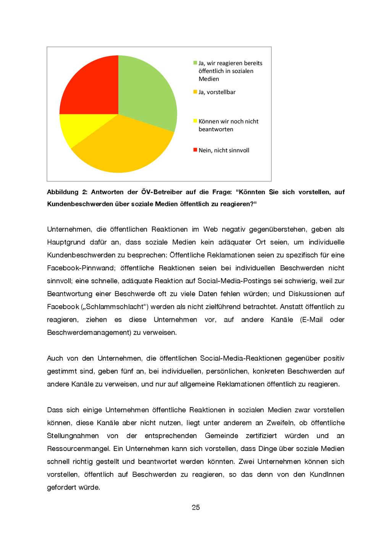 25 Abbildung 2: Antworten der ÖV-Betreiber auf ...