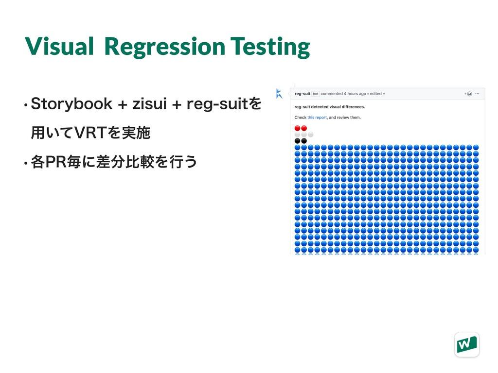 Visual Regression Testing w4UPSZCPPL[JTVJ...