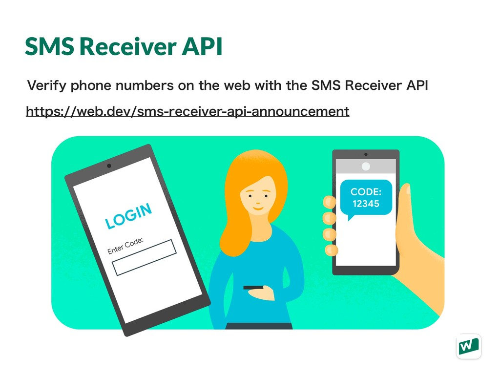 SMS Receiver API 7FSJGZQIPOFOVNCFSTPOUIFXF...