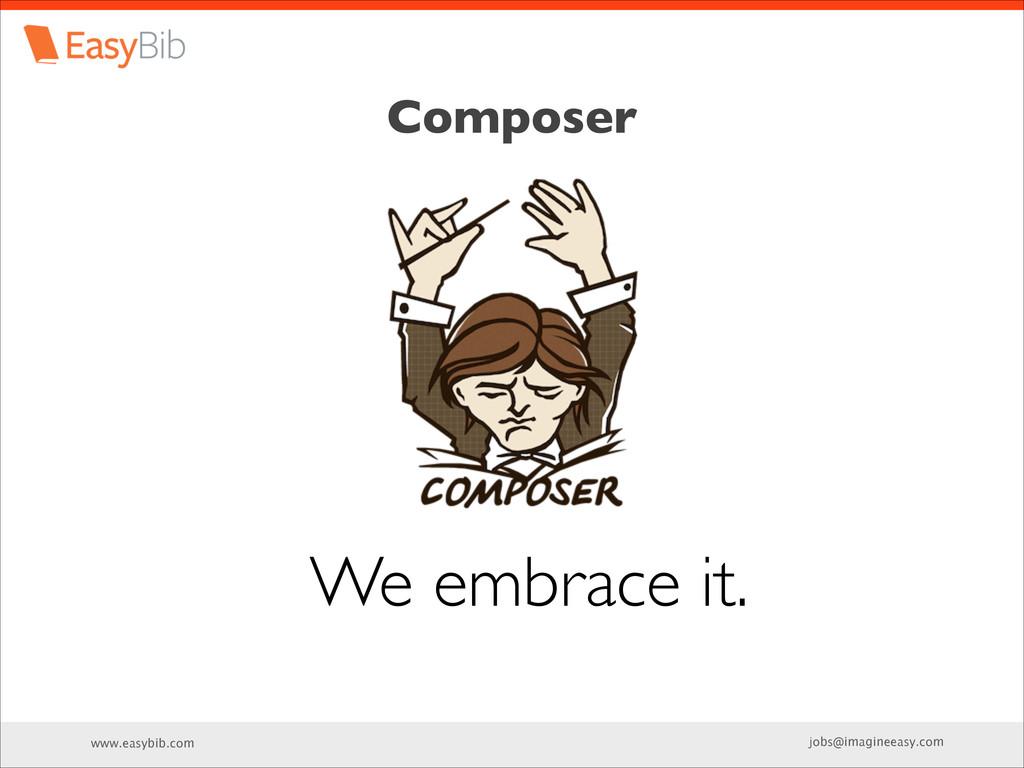 www.easybib.com jobs@imagineeasy.com Composer W...
