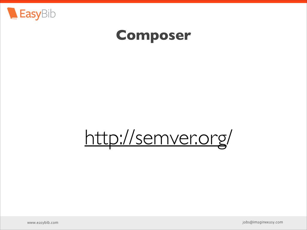 www.easybib.com jobs@imagineeasy.com Composer h...
