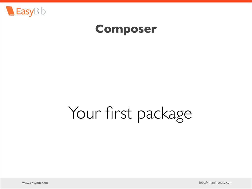 www.easybib.com jobs@imagineeasy.com Composer Y...