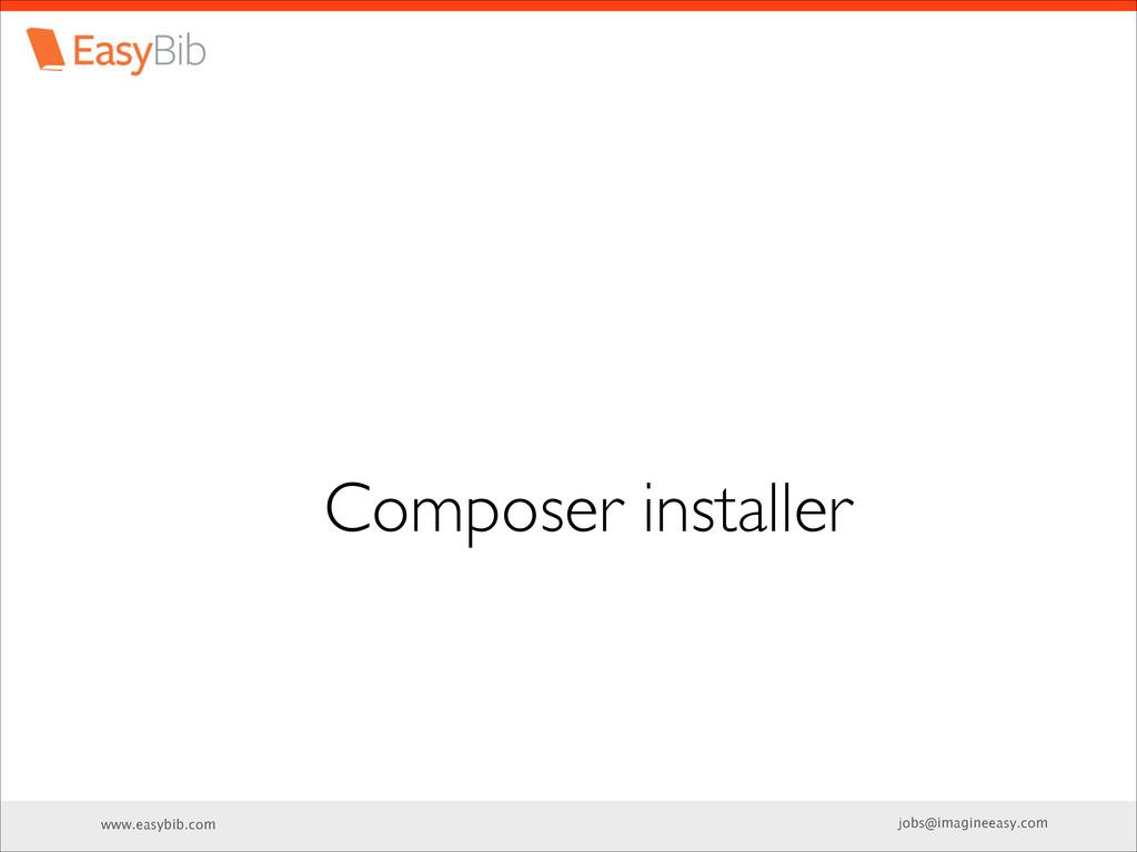 www.easybib.com jobs@imagineeasy.com Composer i...