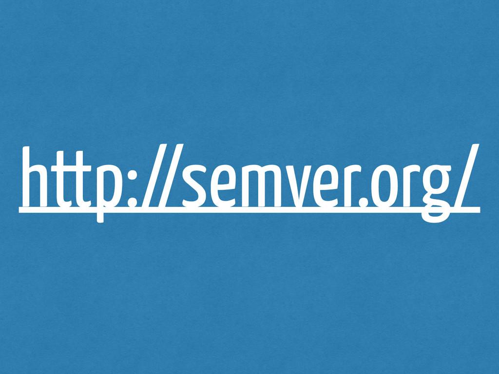http://semver.org/