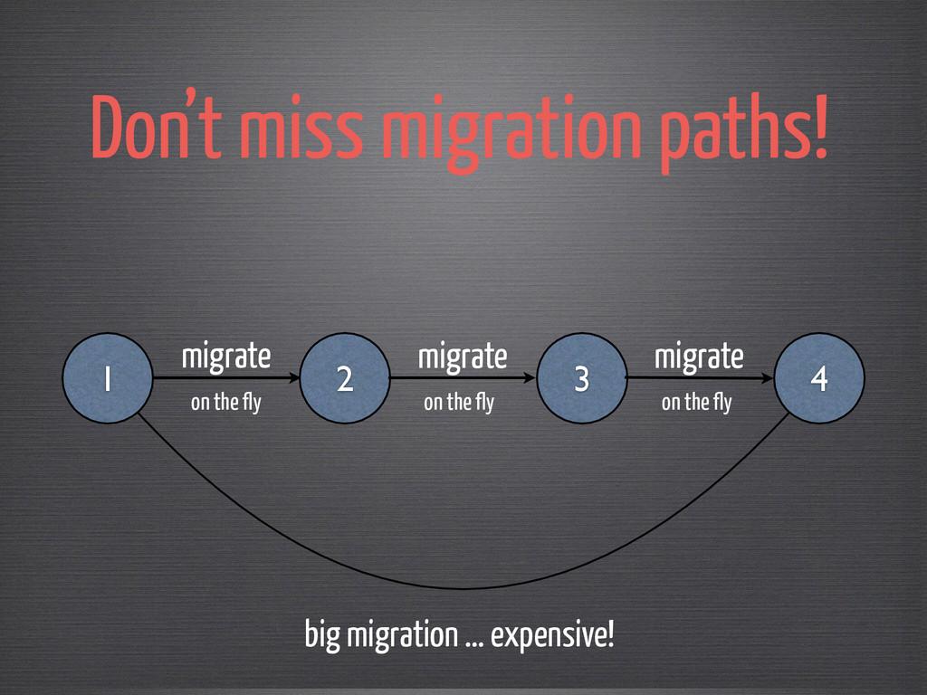 1 2 3 4 migrate migrate migrate big migration …...