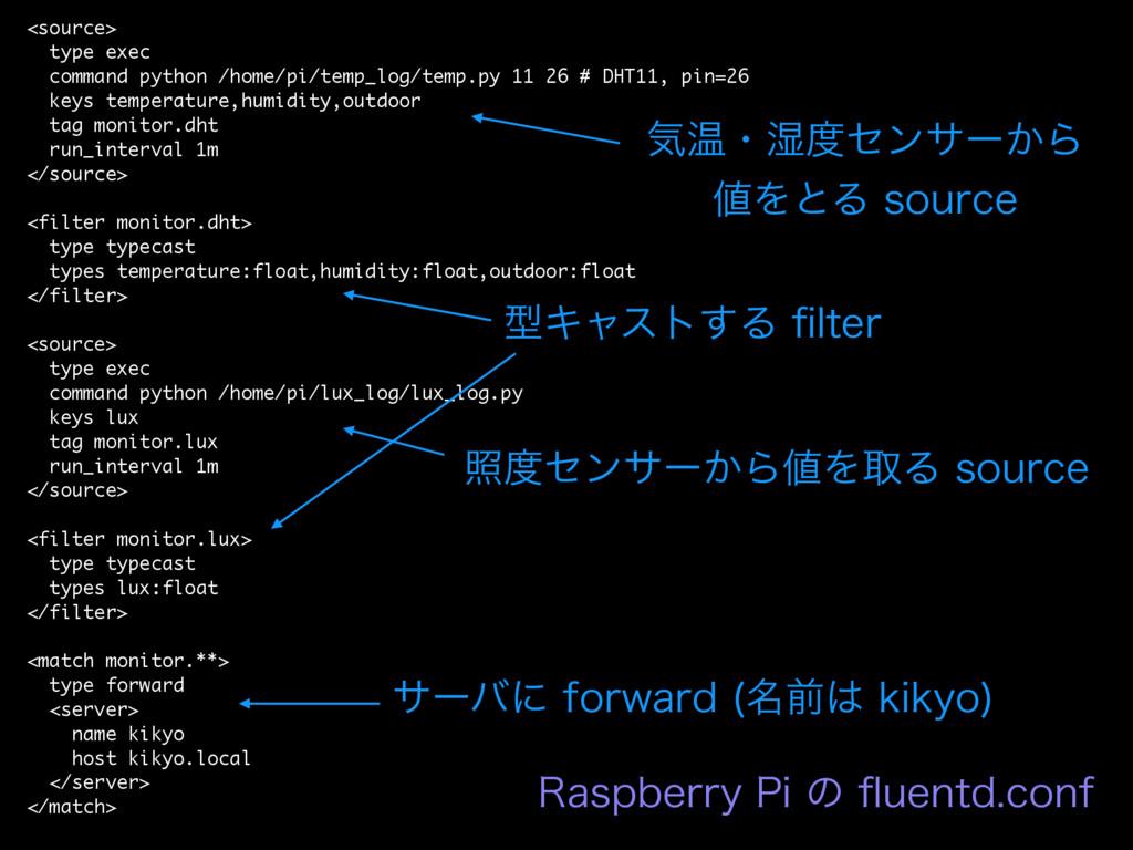 <source> type exec command python /home/pi/temp...