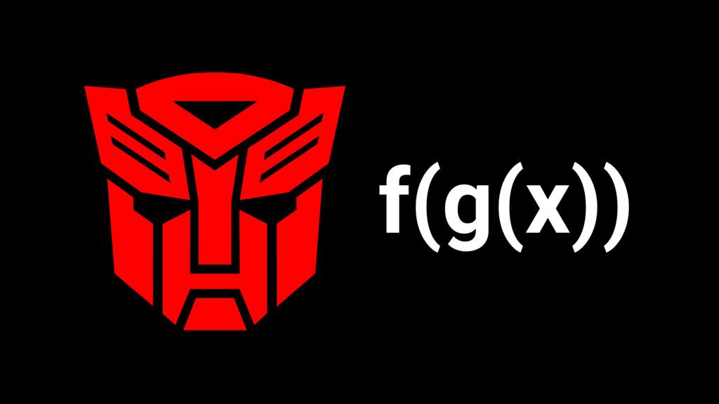 f(g(x))