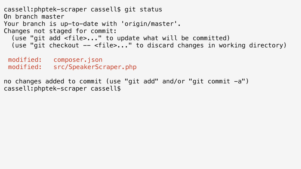 cassell:phptek-scraper cassell$ git status On b...
