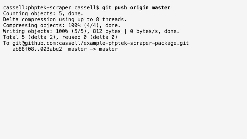 cassell:phptek-scraper cassell$ git push origin...