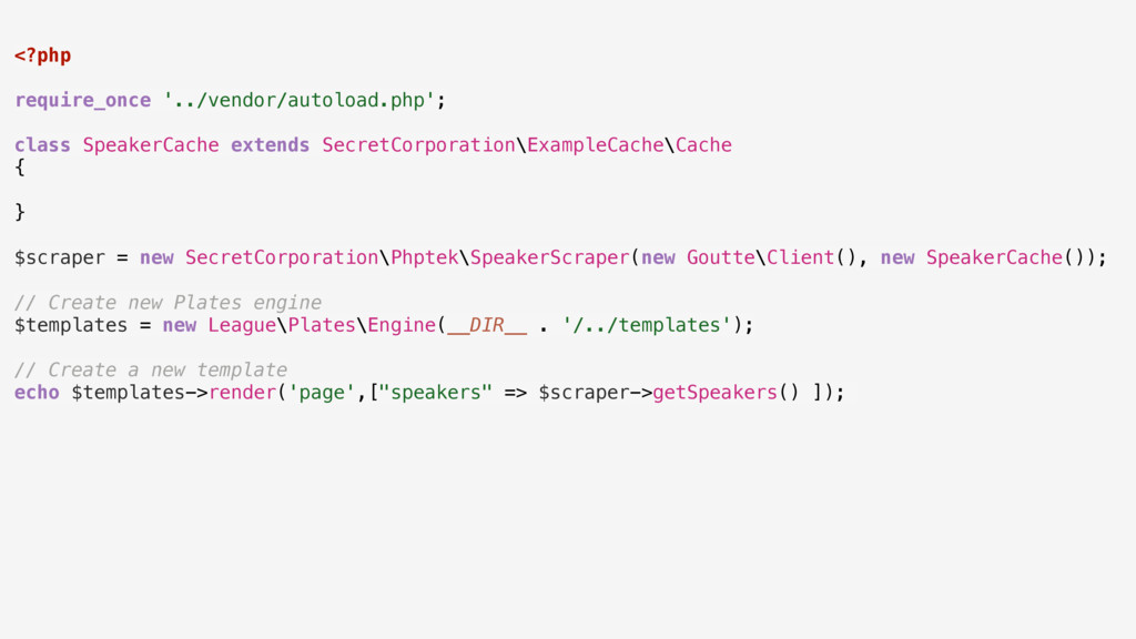 <?php  require_once '../vendor/autoload.php';...