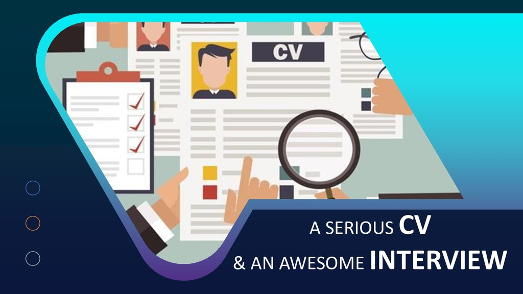 ALPHA GIANT TEMPLATE A SERIOUS CV & AN AWESOME ...