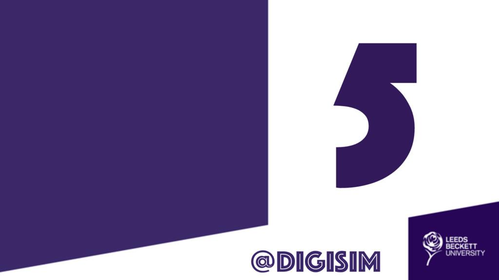 5 @digisim